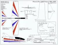 Name: bd5j_profile_c.jpg Views: 1338 Size: 96.7 KB Description: Reduced incidence angle and added CF rods to stiffen nose (it was cracking after a few hard hits) just infront of the wing.