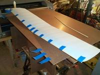 Name: kdk_0213.jpg Views: 1923 Size: 38.4 KB Description: Put some GG down the edge and tape the dowel in place.