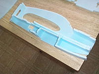 Name: kdk_1672.jpg Views: 371 Size: 147.9 KB Description: Quick dry fit of the structure to replace the monoblock.
