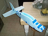 Name: kdk_1677.jpg Views: 325 Size: 167.4 KB Description: Tape up for the rest of the dry fit.