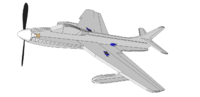 """Name: Hawker Hunter1.png Views: 353 Size: 62.8 KB Description: This one is slightly larger at 24"""" wingspan. I had to reduce it to 90.5% to get all the parts fitting on a single sheet"""