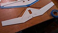 Name: IMAG0876.jpg Views: 154 Size: 250.1 KB Description: Glue in 3mm reinforcements in KF panel.
