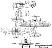 **SEMFF WWII combat planes 31 designs with plans and video