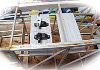 Name: IMG_0203.jpg Views: 98 Size: 153.5 KB Description: Servo and Rx beds.