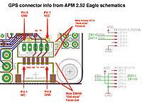 Name: APM2.5BoardGPSConnectors.jpg Views: 1574 Size: 246.9 KB Description: APM2.5 5pin molex connector.