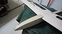 Name: Canopy 2.jpg Views: 284 Size: 116.0 KB Description: Then it gets marked and cut on the jig saw, and rough sanded.