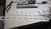 Name: Empennage 4.jpg Views: 202 Size: 121.7 KB Description: Tapered and hinged... ready to cover...