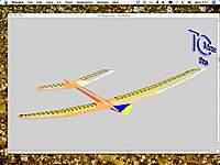 Name: Sir Regis takes flight.jpg Views: 198 Size: 44.8 KB Description: Modified Sig Riser wing