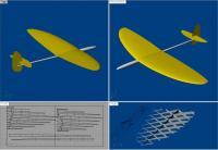 Name: 3d rendering.jpg Views: 1362 Size: 54.2 KB Description: 3D rendering and AG04/08/09/10 based ribs/spar