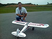 Name: FunCub.jpg Views: 201 Size: 200.2 KB Description: Finally flying!