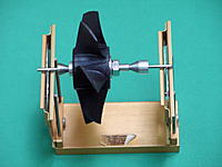 Name: PDR_0016.jpg Views: 90 Size: 165.2 KB Description: The spinner cud be seated against impeller & not touch the balancer shaft.