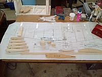 Name: Armageddon Construction 09-27-2013 (1).jpg Views: 50 Size: 766.5 KB Description: Component parts cut out