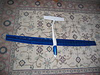 Name: Blue_Sailplane 001.jpg Views: 333 Size: 93.5 KB Description: Complete plane-great shape