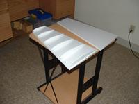 Name: DSCF0002.jpg Views: 459 Size: 68.6 KB Description: Lower wing panel with ribs not attached yet