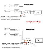 t3002881 226 thumb motor setup?d=1263939081 brushless twin motor rc groups twin motor rc boat wiring diagram at eliteediting.co
