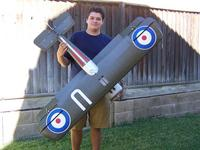 Name: Sopwith Camel 008.jpg Views: 179 Size: 101.4 KB Description: Best looking plane I've owned. Very cool, lot of fun.