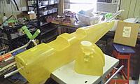 Name: Space Walker build 016.jpg Views: 303 Size: 156.7 KB Description: Glass fuse and cowl