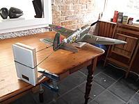 Name: DSCF0651.jpg Views: 54 Size: 94.7 KB Description: Test setup on kitchen table