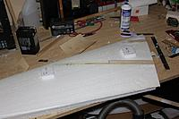 Name: IMG_1001.JPG Views: 8 Size: 177.4 KB Description: Fitting the servo wells to the wing