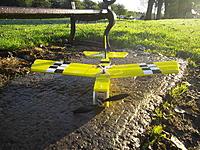 Name: IMGP3019.jpg Views: 215 Size: 309.0 KB Description: Dihedral KFm-2 wing