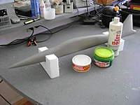 Name: DSC00310.jpg Views: 247 Size: 99.9 KB Description: la matriz lista para pulir y proceder a hacer la primera mitad del molde