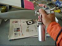 Name: DSC00370.jpg Views: 191 Size: 38.2 KB Description: colocación de 2 capas de alcohol polivinílico ( PVA )  en tiempos de 45 minutos entre una y otra.