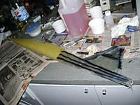 Name: DSC00433.jpg Views: 281 Size: 38.4 KB Description: Vista general del fuselaje ya fuera de sus moldes.