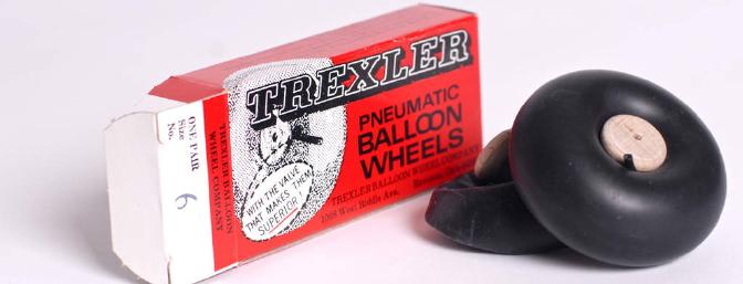 Nothing says old-school — and funky — like Trexler wheels. Nothing, I say.