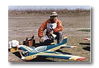 Name: Corsair Arco Knight 60 designer Isao Matsui at a F3A championship circa late 1970's RCU member M.jpg