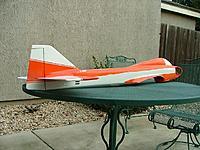 Name: El Camino Orange & White Designer ED Baranowski 01.jpg Views: 152 Size: 82.3 KB Description: