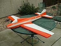 Name: El Camino Orange & White Designer ED Baranowski 02.jpg Views: 160 Size: 81.0 KB Description: