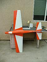 Name: El Camino Orange & White Designer ED Baranowski 03.jpg Views: 163 Size: 59.1 KB Description: