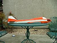 Name: El Camino Orange & White Designer ED Baranowski 04.jpg Views: 116 Size: 83.9 KB Description:
