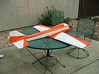 Name: El Camino Orange & White Designer ED Baranowski 05.jpg Views: 142 Size: 78.0 KB Description: