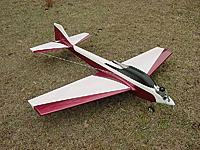 Name: Escape - Dave Wenzels Bridi Escape. 61.5in ws 64in Used this plane to win 2nd BPA sportsman cont.jpg Views: 206 Size: 128.0 KB Description: