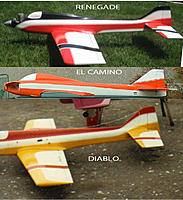 Name: Diablo El Camino & Renegade ARFs by Ed Baranowski.jpg