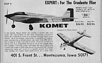 Name: Komet - Sig Ad - Sept 1985 RCM Magazine.jpg Views: 124 Size: 991.7 KB Description: