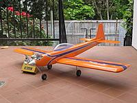 Name: Kwik Fli III Owner RCG member cjannelli 01 - 6.5lbs Enya 60III.jpg Views: 85 Size: 872.7 KB Description: