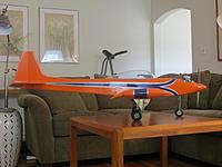 Name: Kwik Fli III Owner RCG member cjannelli 02 - 6.5lbs Enya 60III.jpg Views: 86 Size: 485.3 KB Description: