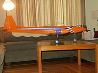 Name: Kwik Fli III Owner RCG member cjannelli 07 - 6.5lbs Enya 60III adj nose gear.jpg Views: 81 Size: 681.6 KB Description: