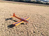 Name: Kwik Fli III Owner RCG member cjannelli 09 - 6.5lbs Enya 60III adj nose gear.jpg Views: 76 Size: 853.2 KB Description: