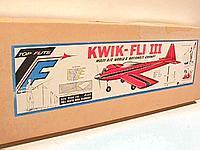 Name: Kwik Fli III Owner RCG member Jet_Flyer 07 Kit box.jpg Views: 72 Size: 30.8 KB Description: