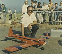 Name: Kwik Fli III uploaded by RCG member bossee 03 - Phil Kraft at 1967 WC Corsica, France.jpg Views: 86 Size: 150.3 KB Description: