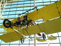Name: P1010900.jpg Views: 247 Size: 105.7 KB Description: A Curtiss pusher replica- a plane I've always wanted to build in full scale but with a more modern powerplant and some handling tweaks here and there- it would make a great go-nowhere ultralight doncha think?