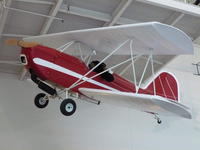 Name: P1010924.jpg Views: 231 Size: 57.8 KB Description: This has to be one of the funnest looking airplanes here.  It's a Fisher FP-404, an all-wood, plans and kit built design by Fisher Flying Products