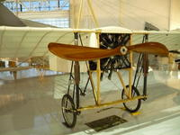 Name: P1010958.jpg Views: 215 Size: 75.5 KB Description: Bleriot replica with a modern Rotec radial engine