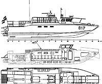 Name: Stridsbåt 90 40 profile deck plan copy.jpg Views: 65 Size: 92.1 KB Description:
