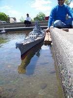 Name: 100_0134 copy.jpg Views: 458 Size: 73.2 KB Description: Rick's friend Mike was providing harbor support.