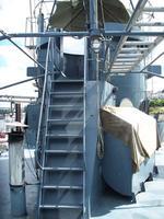 Name: 100_0249 copy.jpg Views: 52 Size: 83.6 KB Description: Ladder to the command bridge.