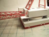 Name: Q100_0448 copy.jpg Views: 218 Size: 44.8 KB Description: a first paint on the deckhouse and crane fixtures.